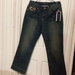 Women's Baccini size 10P Jeans.